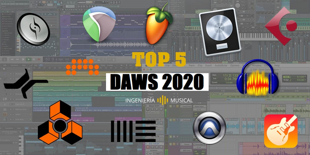 Los 5 mejores programas para crear música de 2020